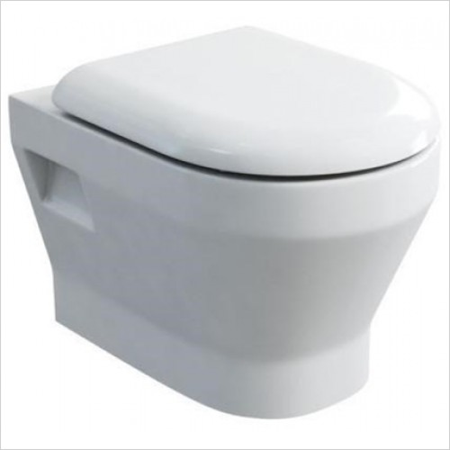 Britton - Curve Wall Hung WC