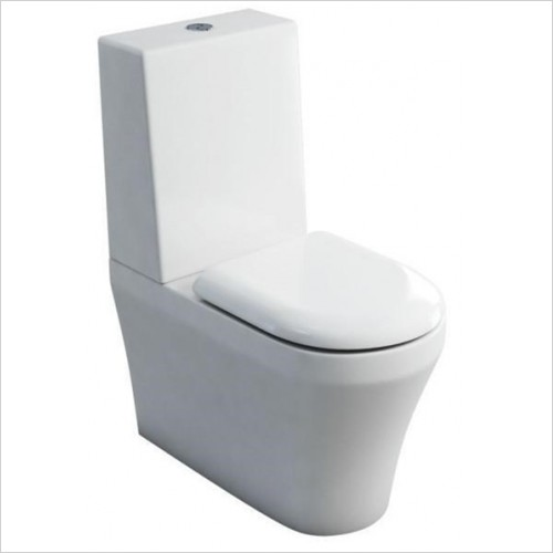 Britton - One Piece Close Coupled Cistern