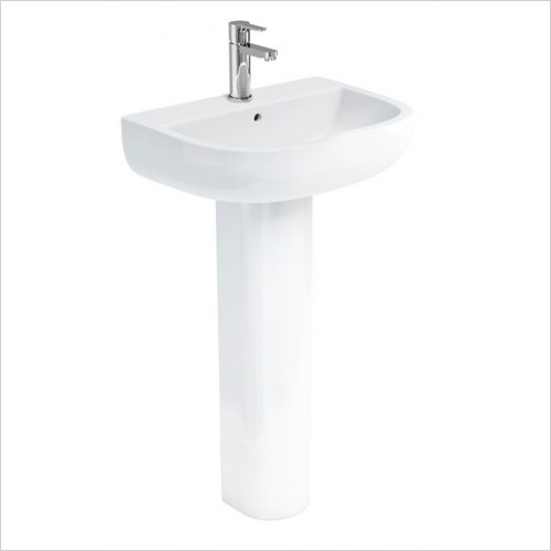 Britton - Compact Basin 550 x 400mm