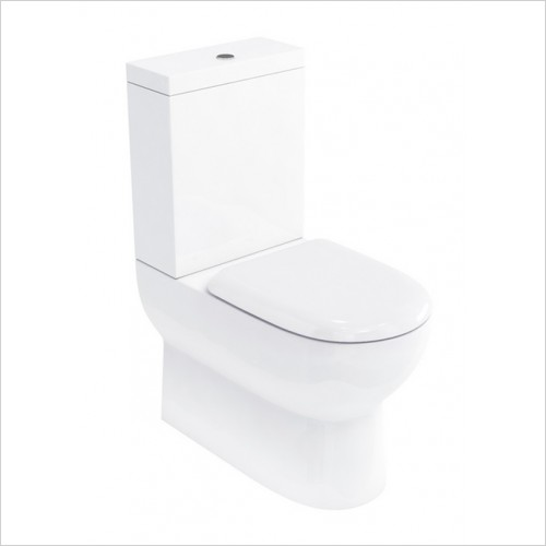 Britton - Compact Close Coupled WC