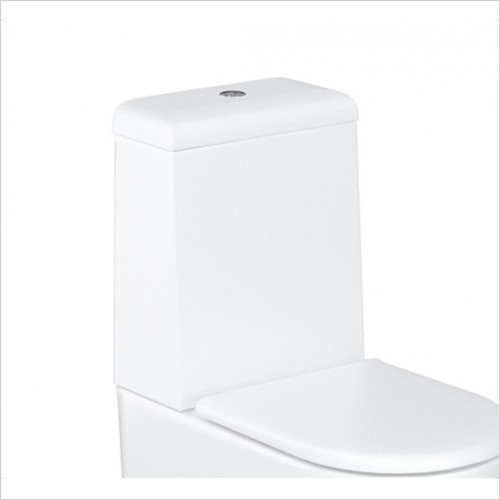 Britton - Milan Close Coupled Cistern