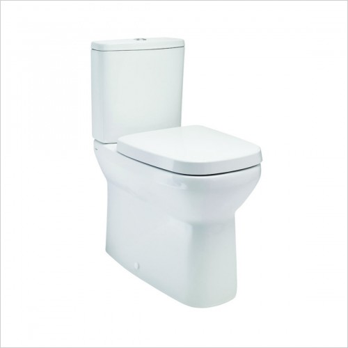 Britton - MyHome Close Coupled Back To Wall Toilet