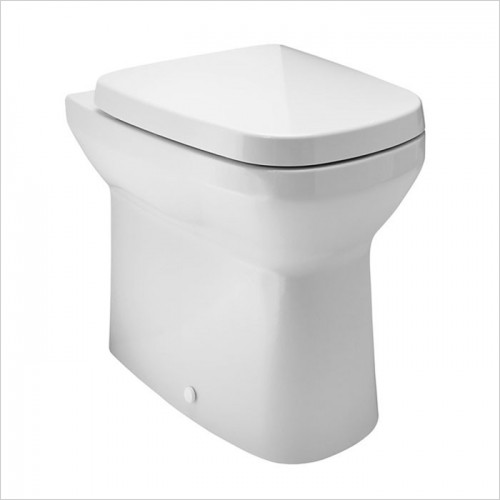 Britton - MyHome Back To Wall Toilet