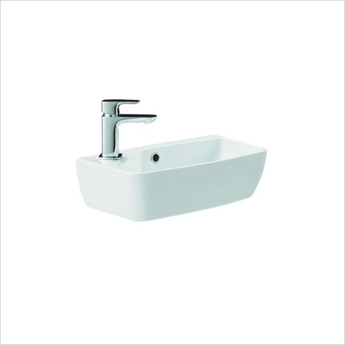 Britton - MyHome Cloakroom Basin 450 x 250mm