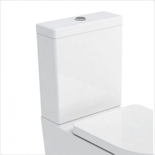 Britton - Sphere Comfort Height Close Coupled Cistern