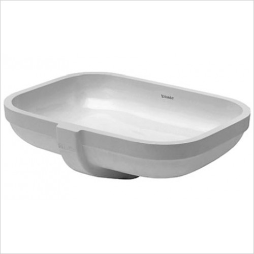 Duravit - Happy D.2 Undercounter Basin 480 x 345mm