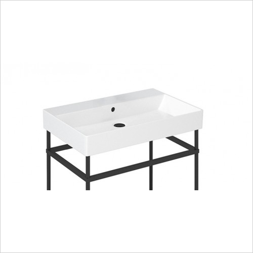 Britton - Shoreditch Frame Basin 700mm, No Tap Hole