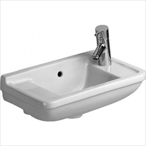 Duravit - Starck 3 Handrinse Basin 500 x 260mm - Tap Right