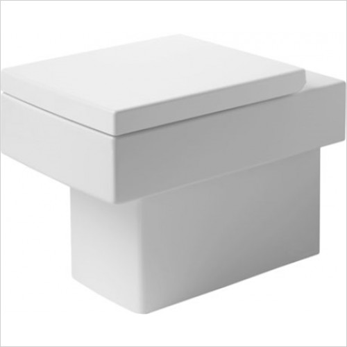 Duravit - Vero Back To Wall Toilet