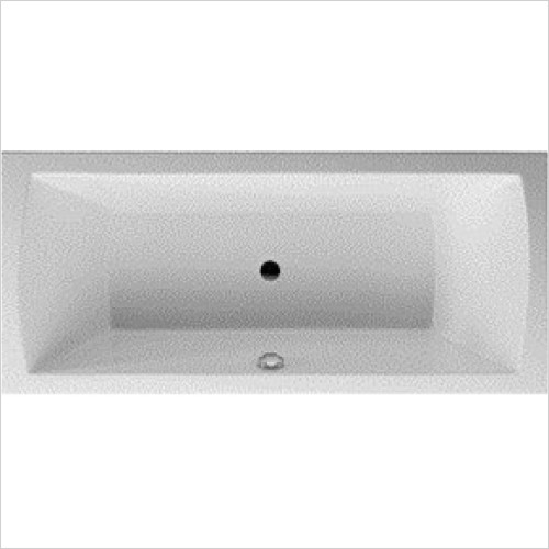 Duravit - Daro Double Ended Bath - 1800 x 800mm