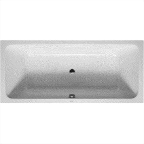Duravit - D-Code Double Ended Bath - 1800 x 800mm