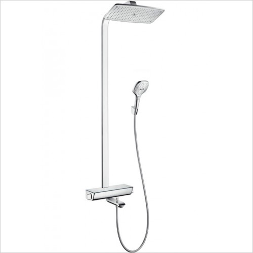 Hansgrohe - Raindance Select E Showerpipe 360mm For Bath Tub