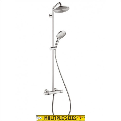 Hansgrohe - Raindance Select S 240 Showerpipe With Swiveling Arm