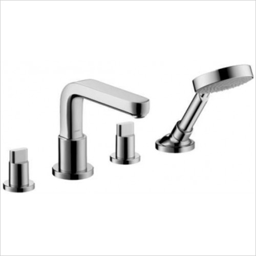 Hansgrohe - Metris S 4 Hole Bath Set