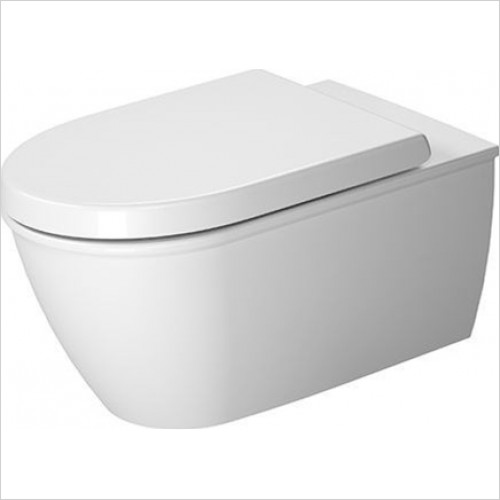 Duravit - Darling New Elongated Wall Mounted Toilet