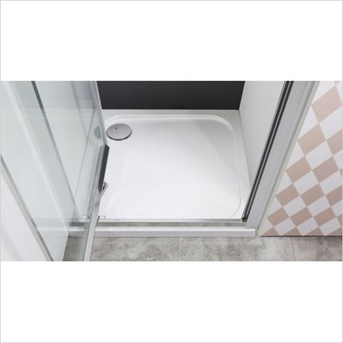 Crosswater 45mm Edge Waste Shower Trays
