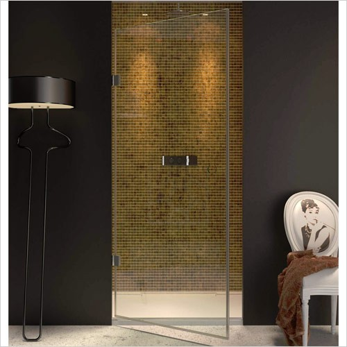 Hinged Shower Doors & Enclosures