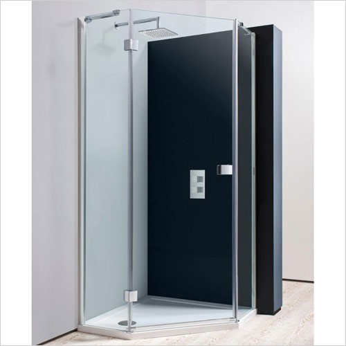 Pentagon Shower Enclosures