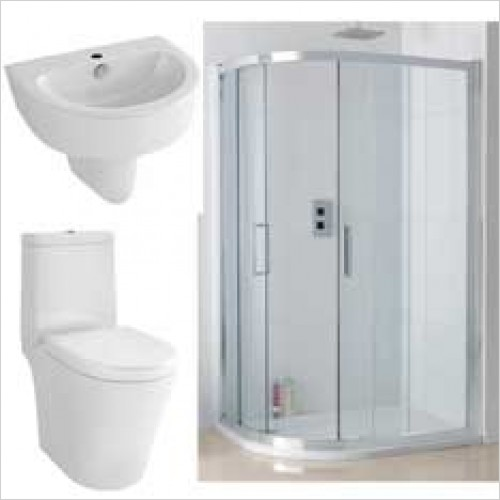 Shower Suite Packages