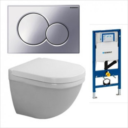 Wall Hung Toilet Packages